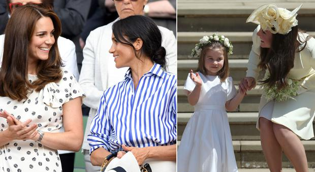 Revealed Why Kate Middleton Was Left In Tears During Bridesmaid Dress Fitting With Meghan