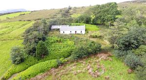 The 14ac residential farm in Donegal has an asking price of €85,000