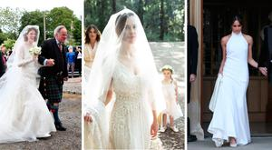 2654957f3b4 THEVOW.ie s best of 2018  The best celebrity wedding dresses of the year
