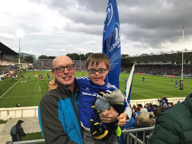 James Walsh is a keen Blues fan