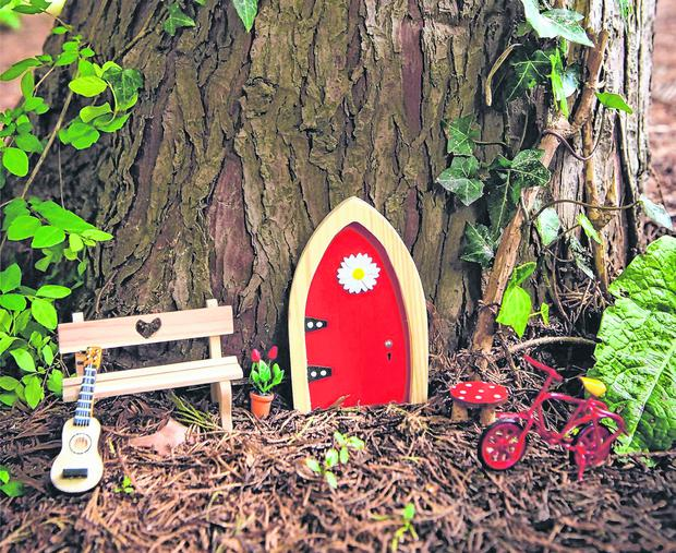 The firm is anticipating that sales of its flagship product, the Irish Fairy Door, will be up 20pc this year on 2017