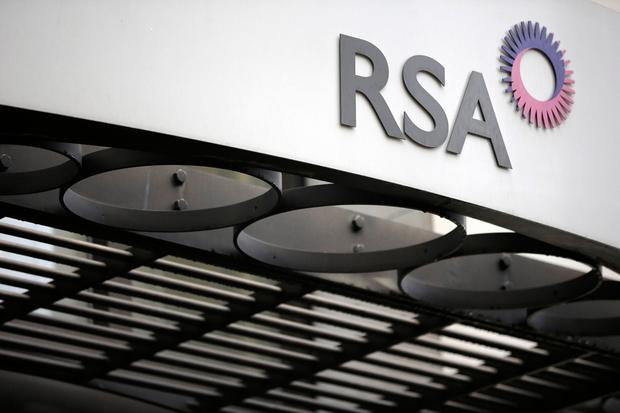 Fined: RSA Insurance failed to have proper mechanisms in place. Photo: Bloomberg