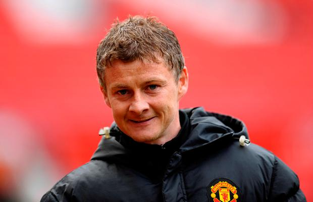 Hollywood style sign erected in Ole Gunnar Solskjaer's hometown