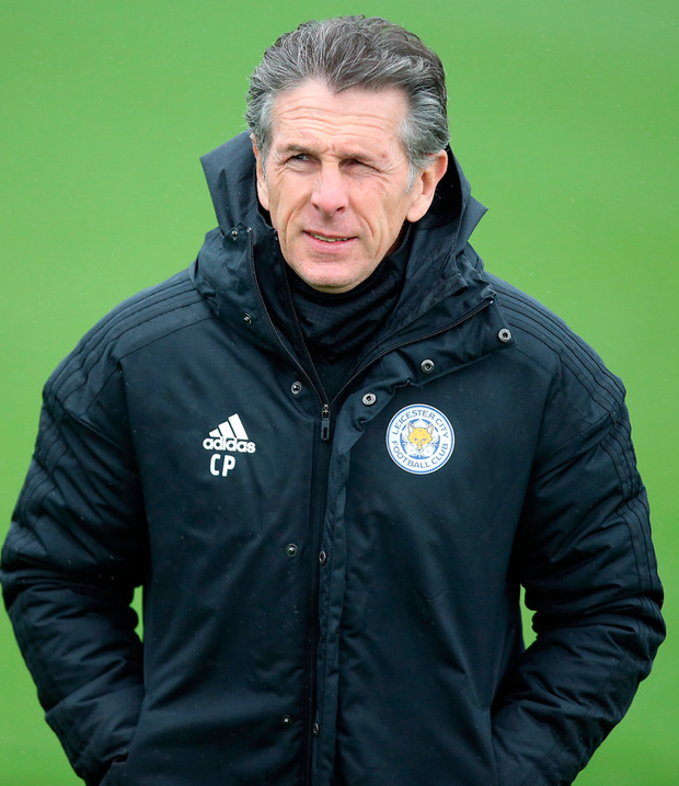 Under pressure: Claude Puel. Photo: Getty Images