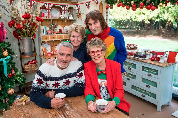 Christmas special: The Great British Bake Off