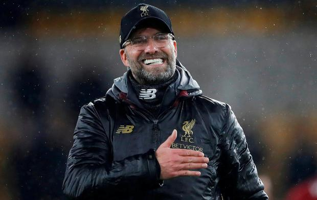 Man City will be tough - Klopp grounded despite Liverpool's four-point cushion