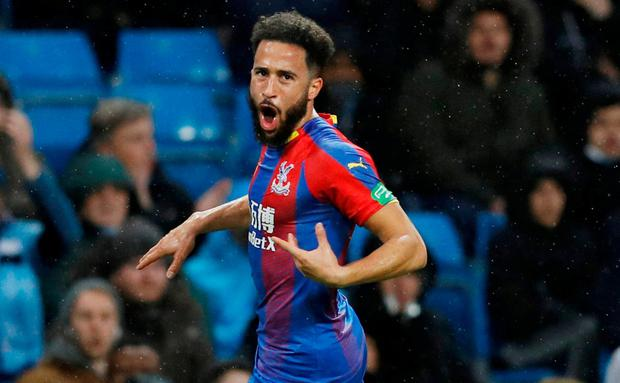 Man City suffer shock defeat by Crystal Palace