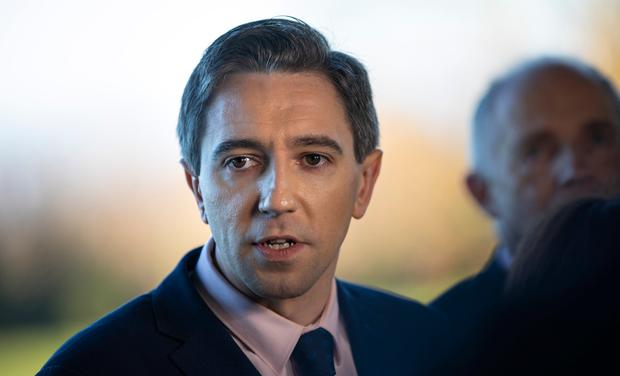 Health Minister Simon Harris. Picture: Fergal Phillips