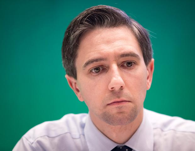 Meetings: Health Minister Simon Harris will hold talks with key HSE officials this week. Photo: Arthur Carron