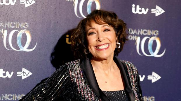 Grease star Didi Conn revealed she is taking part in Dancing On Ice to find out who she is when not a mother (David Parry/PA Wire)