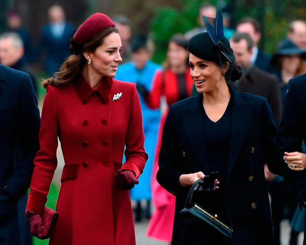 Meghan Markle's Father Thomas Defends Her Amid Kate Middleton Feud Speculation