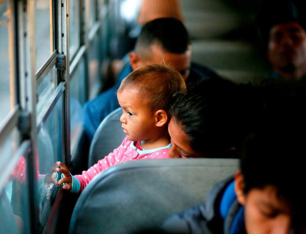 DHS would not say how many children were in border patrol custody and authorities have not disclosed the results of the examinations. Stock photo: Reuters