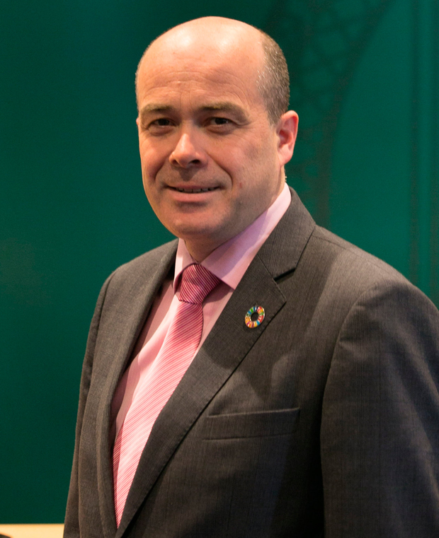 Minister for Communications, Climate Action & Environment Denis Naughten.