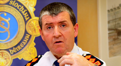 Appeal: Det Chief Supt Pat Clavin asked the public to get in touch. Photo: Frank Mc Grath