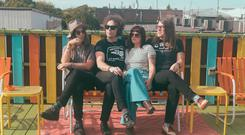 Pop-rock: The Dandy Warhols' new album is out on January 25