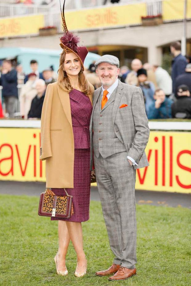 Paula Gannon and PJ McCabe were crowned the winners of the Savills Style Awards
