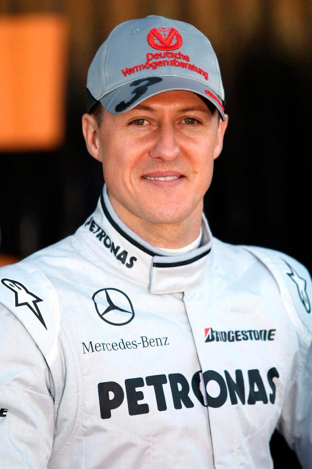 As Schumacher continues to receive care, his spokeswoman Sabine Kehm refuses any requests for updates. Photo credit: David Davies/PA Wire