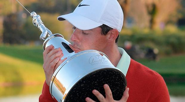 McIlroy ready for Sentry Tournament of Champions debut as Koepka bids to hold onto world number one spot