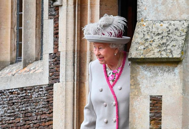 'Queen Elizabeth's primary concern remains the risk of long-term damage to the brand.' Photo credit: Joe Giddens/PA Wire