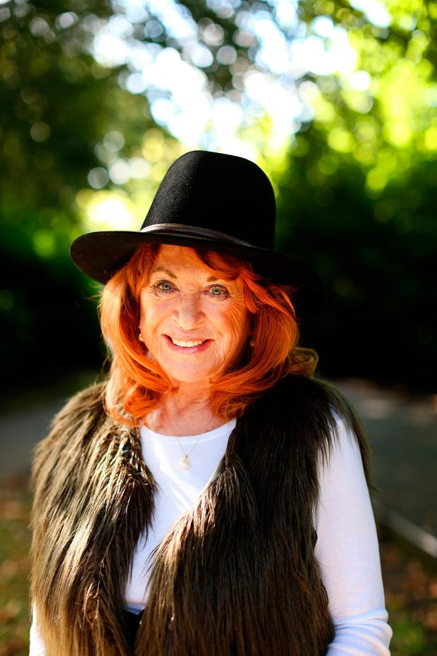 Sequel: Lynda La Plante's follow-up to Widows is out next month. Photo: Gerry Mooney