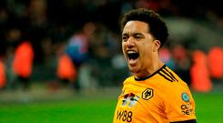 Helder Costa. (Photo by Marc Atkins/Getty Images)