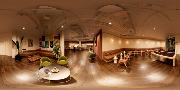 Coworking spaces such as WeWork will continue to grow in popularity