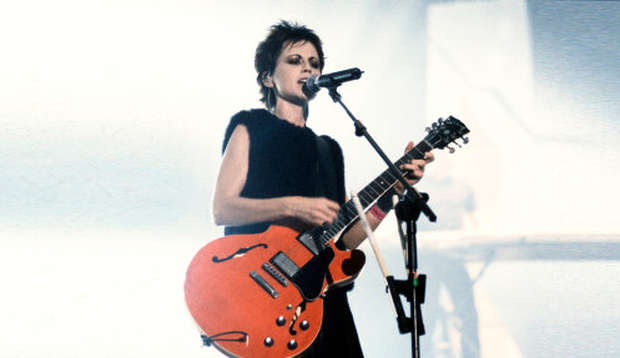 Dolores O'Riordan (Photo by Nicky J. Sims/Redferns)