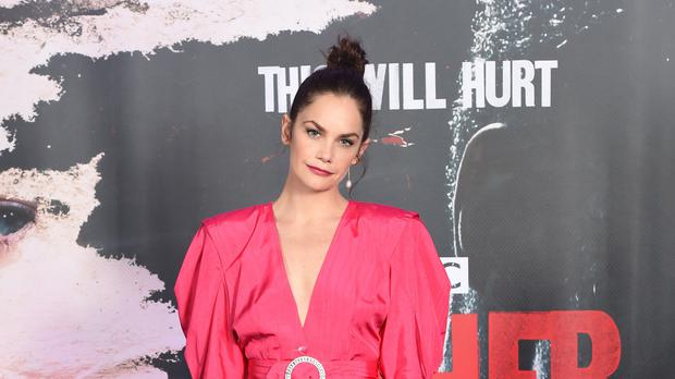 Ruth Wilson is back as Alice in Luther (Matt Crossick/PA)