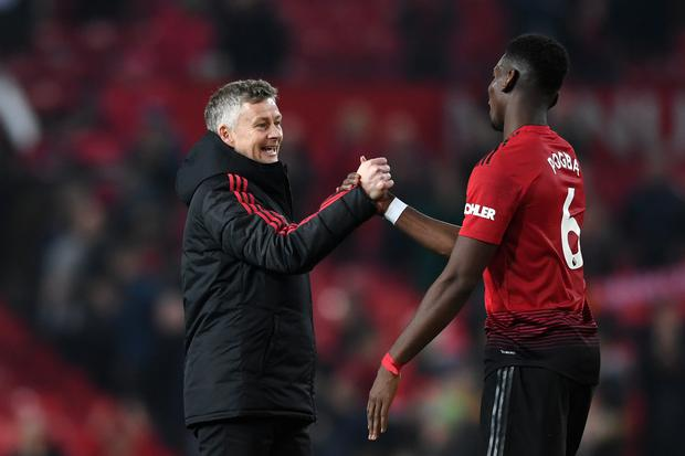 Solskjaer admits he'd like to stay with Man Utd long-term