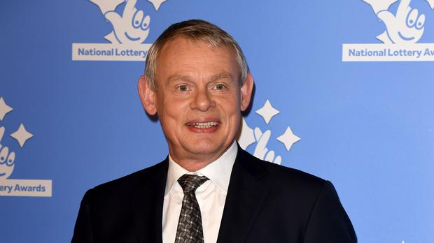 Martin Clunes has feels the roles will dry up before he is ready to stop acting. (Lauren Hurley/PA)