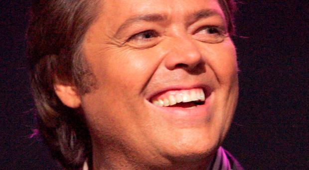 Jimmy Osmond suffers stroke during panto performance