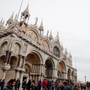 Venice's peculiar geography – a network of canals and pedestrian alleyways – means that services such as rubbish disposal are up to 40pc more expensive than in other Italian cities. Image: AP Photo/Luca Bruno, File