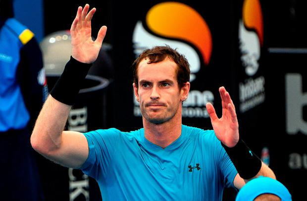 Murray makes winning return in Brisbane after hip injury