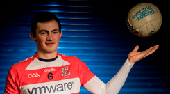 Anthony Casey is hoping a good run with CIT in the Sigerson Cup will impress Cork senior boss Ronan McCarthy. Photo: Eóin Noonan/Sportsfile