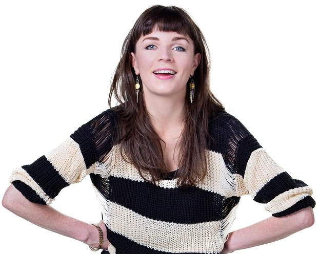 Aisling Bea. Photo: Karla Gowlett