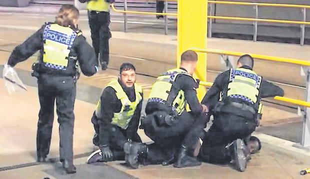 3 Stabbed In Manchester — TERROR ATTACK