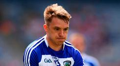 Ross Munnelly in action for Laois last year. Photo: Stephen McCarthy/Sportsfile