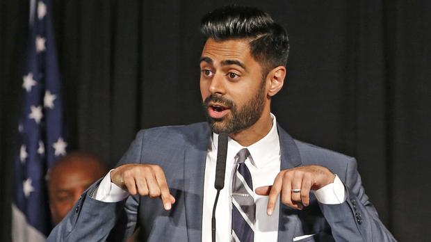 Image result for hasan minhaj