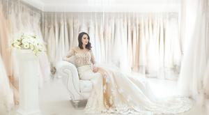 0e54f192bbb In the market for a wedding dress  This big designer bridal sample sale  this weekend might well be worth a visit