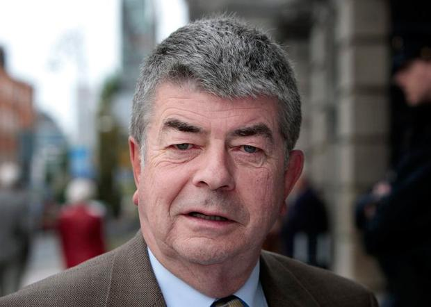 Former Fianna Fail deputy for Longford- Westmeath has passed away. Photo: Tom Burke 17/ 17/9/09