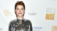 TORONTO, ON - SEPTEMBER 08: Jessie Buckley attends the premiere party for Entertainment One's