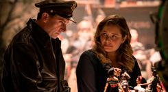 Steve Carell and Merritt Wever star in the beautifully shot Welcome to Marwen. Unfortunately, the film falls a bit flat
