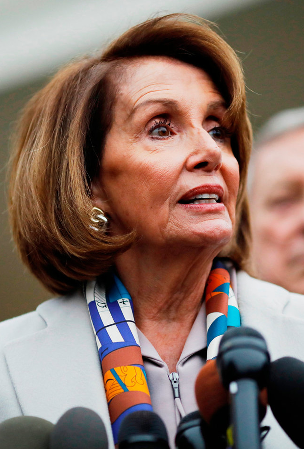 Nancy Pelosi has assumed the role of Speaker. Photo: Reuters