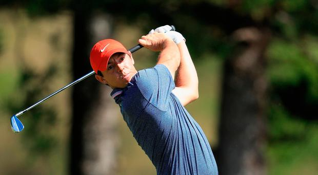 Rory McIlroy makes solid star in Hawaii as he gets PGA Tour season under way