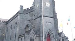 A small number of people with addiction issues had been using Ennis Cathedral as a place to sleep Photo: Google Maps