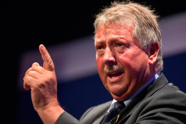 Sammy Wilson. Photo: Getty
