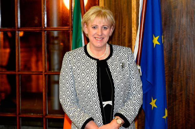 Business and Enterprise Minister Heather Humphreys. Photo: Justin Farrelly.