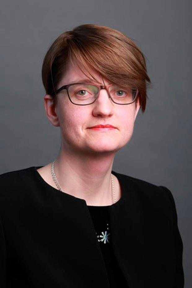 Challenges: Barrister Cathy Maguire said parents could use the Equal Status Act 2000 to sue for discrimination over school uniform policies