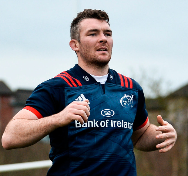 Munster earn quarter final spot after battle with Exeter
