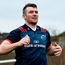 Having been rested last week against Leinster, captain Peter O'Mahony is back in the Munster team to face Connacht this evening. Photo: Sportsfile
